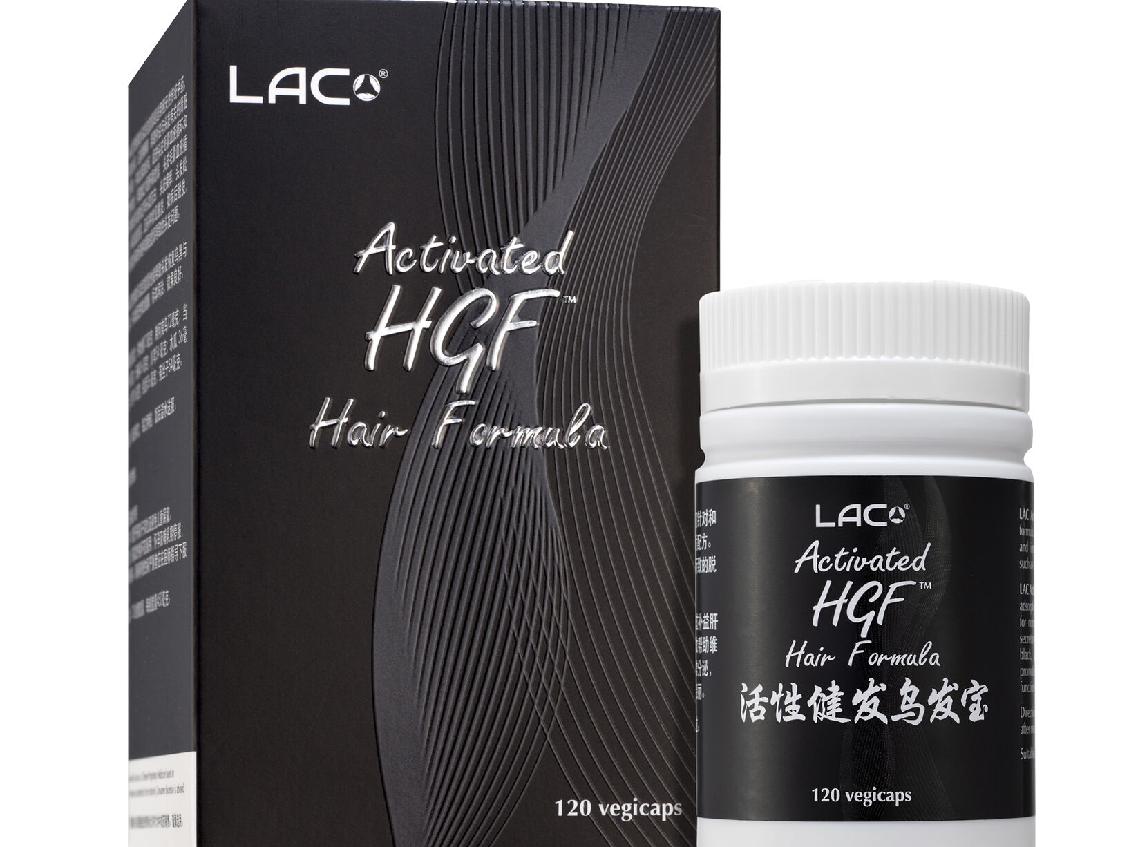 GNC Activated HGF Hair Formula