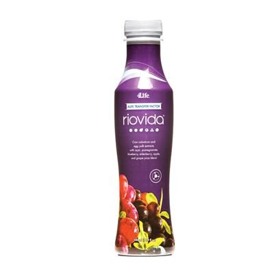 4Life Transfer Factor RioVida is the one-and-only juice beverage in the world that provides the benefits of 4Life Transfer Factor . RioVida is packed full of antioxidant fruit juices, such as pomegranate, blueberry, elderberry, and resveratrol. Get your daily rush of vitality with RioVida! Promotion… Latest